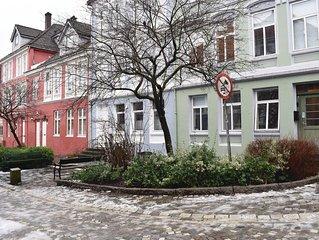 1 Zimmer Unterkunft in Bergen