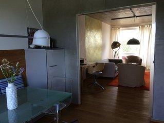 Das Apartment in der 'Platte'