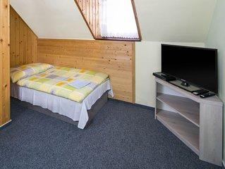 Ferienhaus Aquatherm in Liptovský Trnovec - 4 Personen, 2 Schlafzimmer