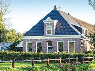 4 Zimmer Unterkunft in Wapserveen