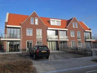 Luxus Wohnung - 300m vom Strand - 5 Pers - Dachterrasse - Vlissingen