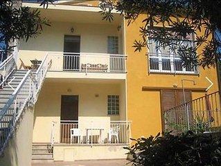 Zwei-Zimmer Ferienwohnung, Marina di Campo, Insel Elba