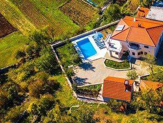 ctim247 - Ferienhaus mit Pool in idyllischer Umgebung, Imotski - Makarska