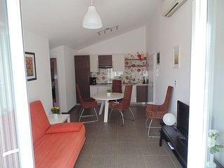 Appartement für 4+1 Personen, 150 m vom Strand entfernt, mit Meerblick - Nr. 2