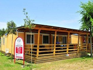 Ferienhaus - 6 Personen*, 38m² Wohnfläche, 3 Schlafzimmer, Internet/WIFI