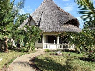 Traumhafte Villa Twiga im afrikanischen Stil mit WLAN