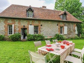 Ferienhaus L'Augeronne in Deauville-Trouville - 8 Personen, 4 Schlafzimmer
