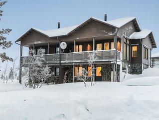Ferienhaus Karhu a in Inari - 7 Personen, 3 Schlafzimmer