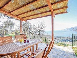 1 Zimmer Unterkunft in Ruta di Camogli -GE-