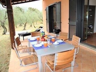 Ferienhaus Mirabella in Sperlonga - 6 Personen, 3 Schlafzimmer