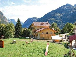 1 Zimmer Unterkunft in Rivamonte Agordino BL