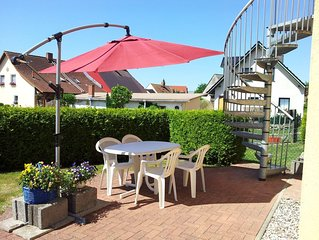 Ferienwohnung/App. für 4 Gäste mit 60m² in Rankwitz (91205)