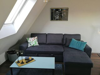 "Glückauf im Steigerhaus - Dachgeschoss ""Knappenglück"" - Schön und Preiswert"