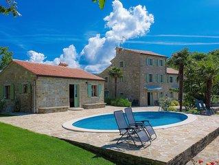 Ferienhaus  Villa Plac in Buje/Krasica - 4 Personen, 2 Schlafzimmer