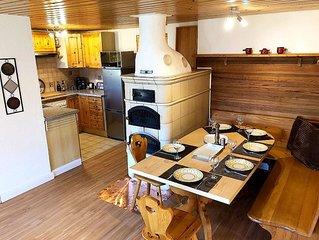 Ferienwohnung Haus Blattert, 90 qm, 1 Wohnzimmer, 2 Schlafzimmer, max. 6 Persone