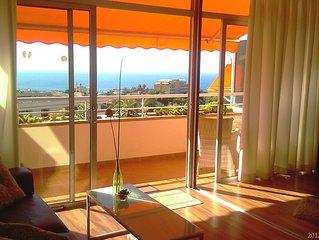 Perfektes Penthouse...Urlaubstraum mit Meer/Teideblick