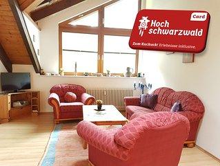 Waldlicht Titisee (W17) + Hochschwarzwald Card
