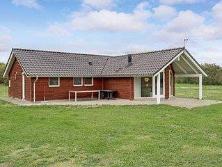 4 Zimmer Unterkunft in Brovst