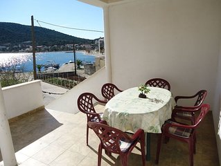 Ferienhaus Neve  - Vinisce, Riviera Trogir, Kroatien