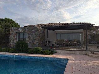 Wunderschönes Ferienhaus Korsika Lumio