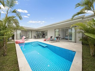 Villa Flamingo - Stylish, Sophisticated and Fun!