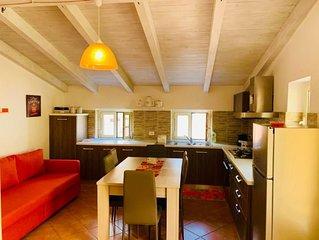 Ferienwohnung Gaeta fur 5 Personen mit 2 Schlafzimmern - Mehrstockige Ferienwohn