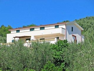 Ferienwohnung Villa Tavaglione (PES251) in Peschici - 6 Personen, 3 Schlafzimmer