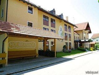 Appartement 39 qm | Appartement für 3 Personen, Fitnessraum im Haus