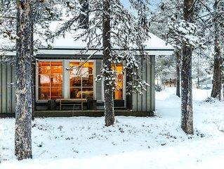 Ferienhaus Riekonraito a1 in Inari - 6 Personen, 1 Schlafzimmer