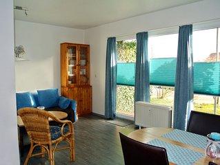 Ferienwohnung im Erdgeschoss einer sehr gepflegten Appartementanlage Haus Borkum