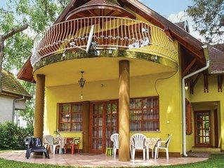 4 Zimmer Unterkunft in Siófok-Széplak