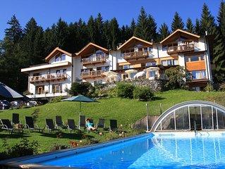 Das Paradies bei Kitzbühel, Chalet Seerose im Hotelgarten, inkl. Hotel-Package