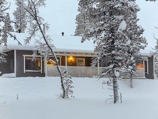 Ferienhaus Hilla a in Inari - 6 Personen, 1 Schlafzimmer