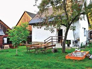 3 Zimmer Unterkunft in Liptovsky Trnovec
