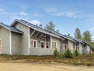 Ferienhaus Rentun maja in Inari - 8 Personen, 4 Schlafzimmer