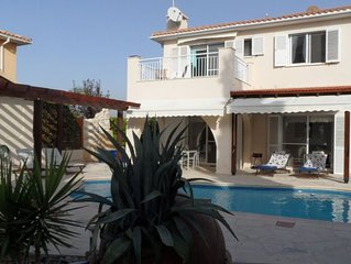 Paphos Summer Brezze Villa Argaka