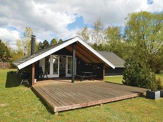 4 Zimmer Unterkunft in Rødby