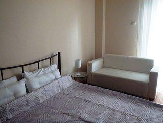 Modern und zentral! Das Apartment liegt im Mitten des Geschens!
