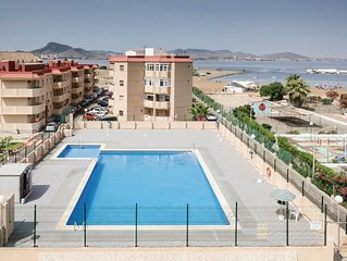 2 Zimmer Unterkunft in La Manga del Mar Menor