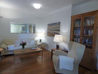 Landhaus-Stil und einmalige Terrasse, komfortable Wohnungen mit Wohngenuß