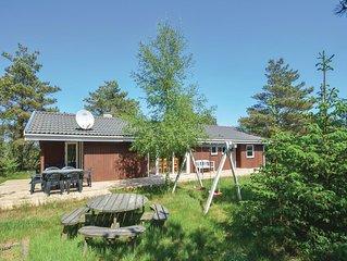4 Zimmer Unterkunft in Fjerritslev