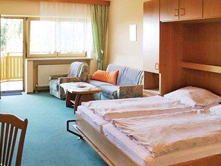 1 Zimmer Unterkunft in St. Englmar