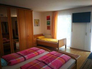 Gemütliche 1-Zimmer-Ferienwohnung im Altmühtal