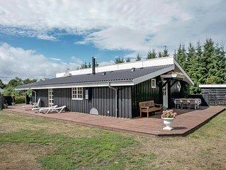 4 Zimmer Unterkunft in Hadsund