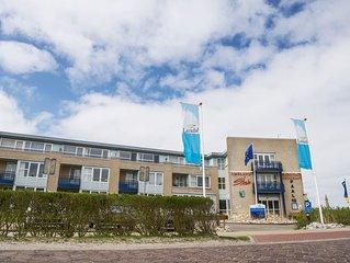 2-Personen-Ferienwohnung im Ferienpark Landal Ameland State - an der Küste/am St