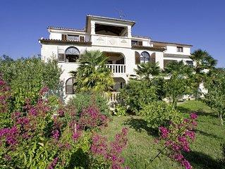 Korsa in Sveti Lovrec * Istrien / Korsa in Sveti Lovrec (Appartement für 6 Perso