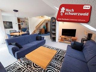 Sieben Tannen Titisee + Hochschwarzwald Card