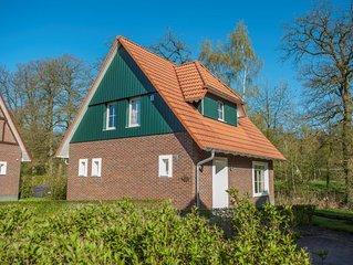 Freistehende Villa mit 3 Schlafzimmern, Sauna und Waschmaschine