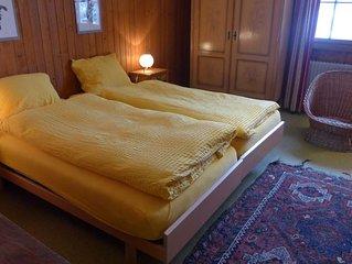 Ferienwohnung Chalet Clairval in Charmey - 10 Personen, 5 Schlafzimmer