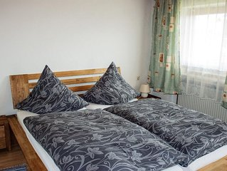 50qm-große Ferienwohnung mit Terrasse